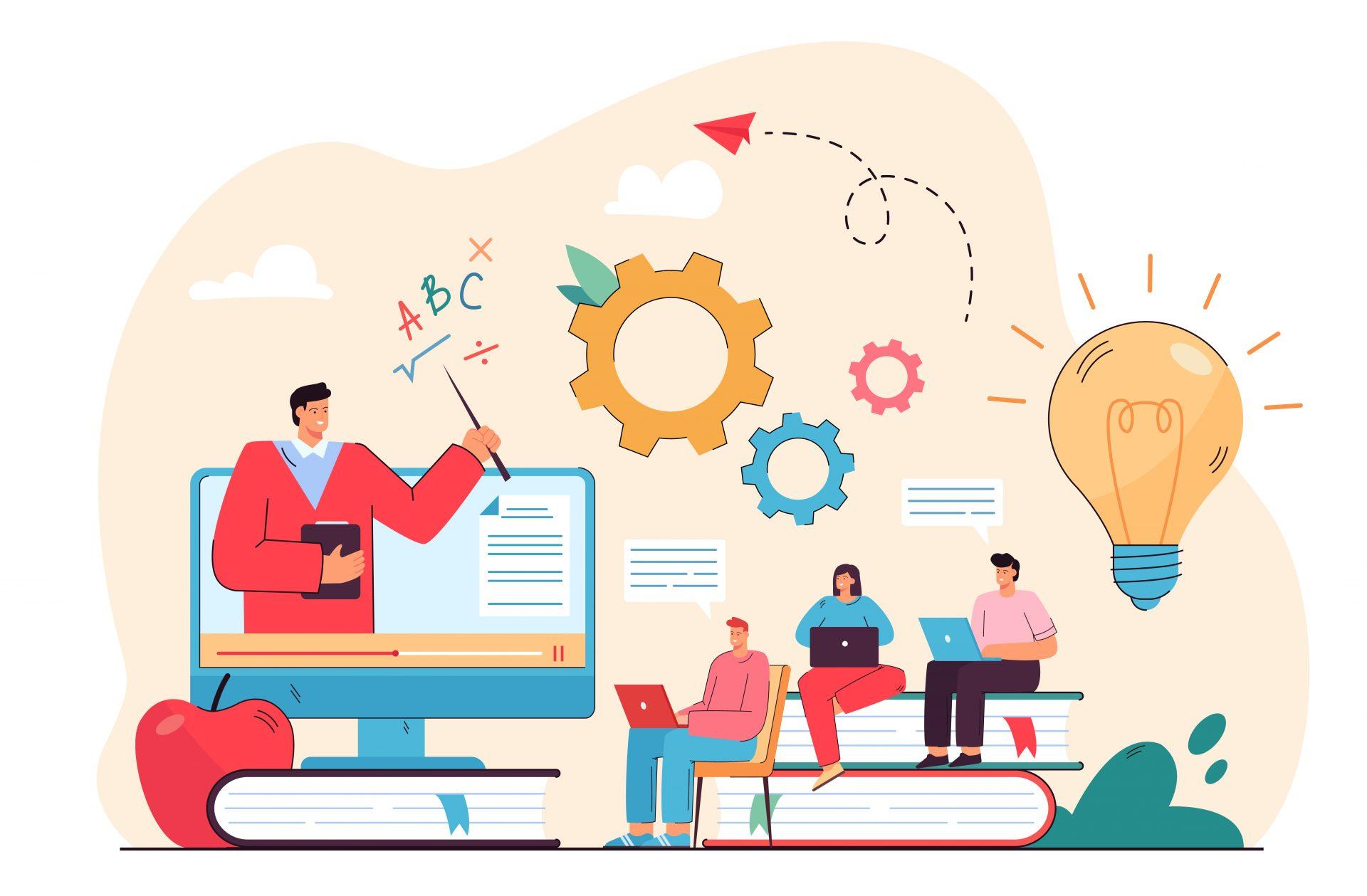 lecția de competențe digitale. cum poate ajuta neuroștiința învățării