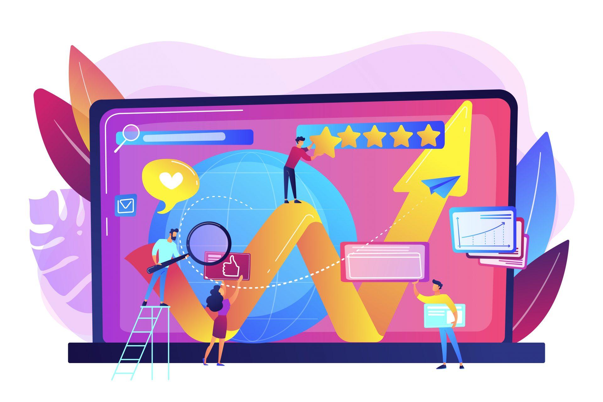 cum stăm cu proiectele pentru servicii publice digitale?